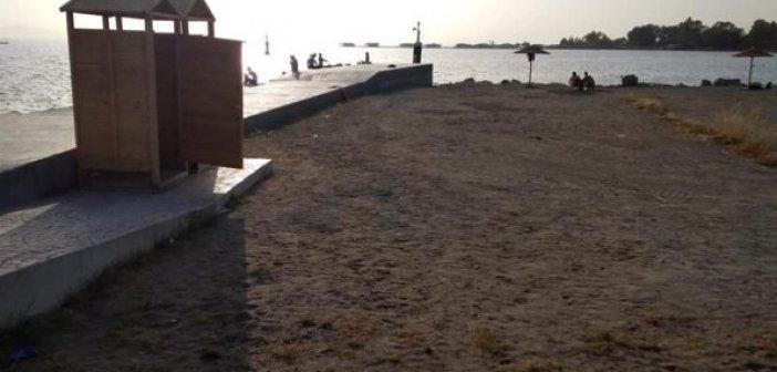 Μεσολόγγι: Απογοήτευση για τις ελλείψεις στην Τουρλίδα