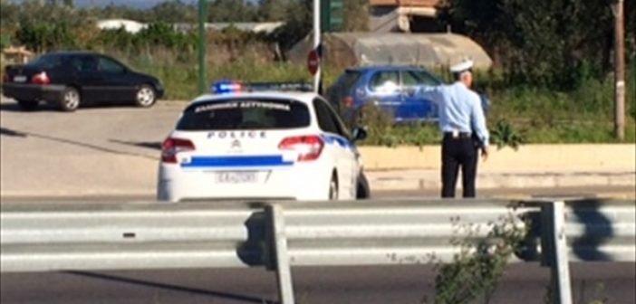 Η Ένωση Αστυνομικών Υπαλλήλων Ακαρνανίας συγχαίρει αστυνομικούς της Τροχαίας για την ταυτοποίηση του οδηγού