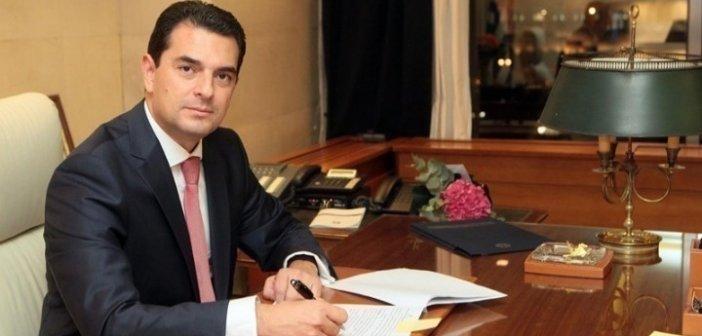 Ο Κώστας Σκρέκας δηλώνει για το 3o Αναπτυξιακό Συνέδριο Αιτωλοακαρνανίας στο ΑΠΕ – ΜΠΕ