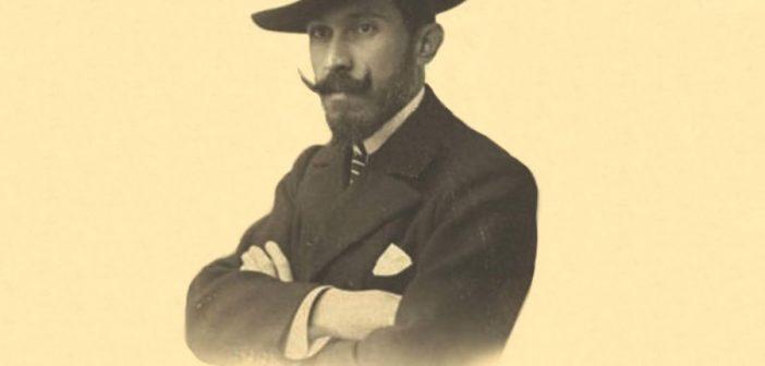 Αγρίνιο: Παρουσίαση του λευκώματος «Κωσταντίνος Χατζόπουλος – Ένας κοσμοπολίτης συγγραφέας» το Σάββατο 26 Ιουνίου