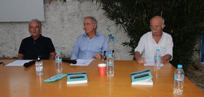 Παρουσίασθηκε το βιβλίου του κ. Αλέξανδρου Σάββα «Πόλεις και χωριά του Δήμου Ξηρομέρου» στο Μύτικα