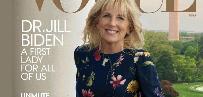 Tζιλ Μπάιντεν: Η αμερικάνικη Vogue την υμνεί, ενώ είχε «κόψει» τελείως τη Μελάνια