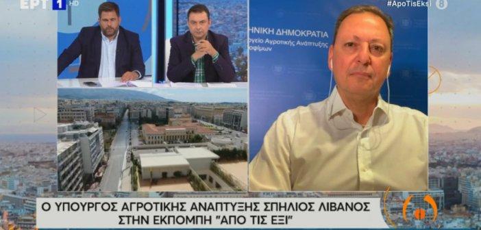 Σπήλιος Λιβανός: Κερδισμένη από τη νέα Κ.Α.Π. η Ελλάδα