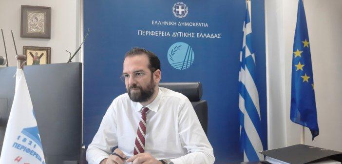 Έκτακτη συνεδρίαση της Ένωσης Περιφερειών Ελλάδας