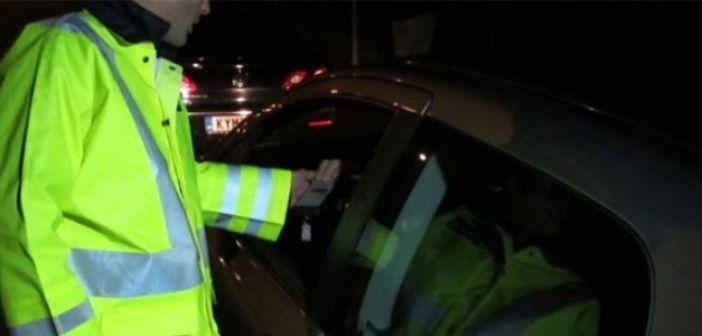 Αγρίνιο: Συνελήφθη γιατί οδηγούσε μεθυσμένος και του…έφταιγαν οι αστυνομικοί – Κατηγορείται και για απείθεια