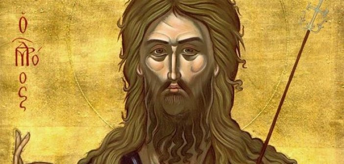 Άγιος Ιωάννης ο Πρόδρομος: Στις 29 Αυγούστου τιμάται η Αποτομή της Τιμίας Κεφαλής του