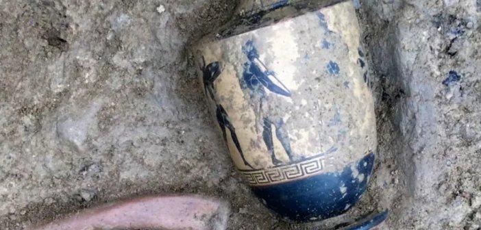 Ανασκαφές στην Αμάρυνθο Ευβοίας: Μοναδικά ευρήματα στο φως – Δείτε φωτογραφίες