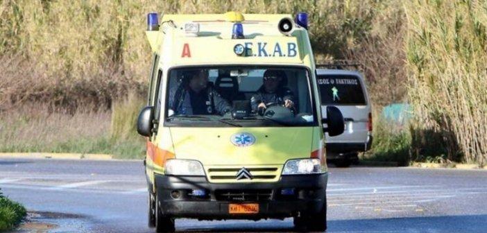 Ποταμούλα: Τροχαίο ατύχημα πριν λίγο στην περιοχή Αυλακιές