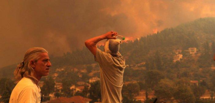 Φωτιές: Ανοίγουν την Τετάρτη οι πλατφόρμες για τις αποζημιώσεις – Πως θα γίνονται οι αιτήσεις στο arogi.gov.gr