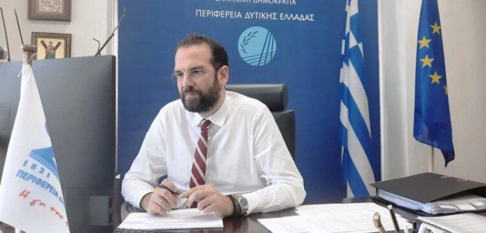 Φυσικό αέριο: Τι ανακοίνωσε η Περιφέρεια Δυτικής Ελλάδας για την ένταξη του έργου στο ΕΣΠΑ