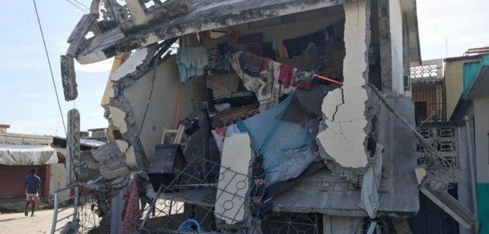 Αϊτή: Σεισμός 7,2 βαθμών, φόβοι για μεγάλο αριθμό νεκρών (εικόνες και βίντεο)