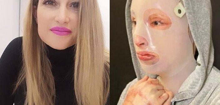 Η Ιωάννα πρόσωπο με πρόσωπο με την 36χρονη για πρώτη φορά