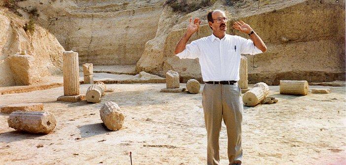 Στέφανος Μίλερ: Ο «φρουρός» της αρχαίας Νεμέας