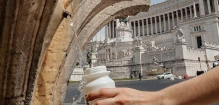 Καύσωνας άνευ προηγουμένου στην Ιταλία: Ως και 48,5 βαθμοί Κελσίου!
