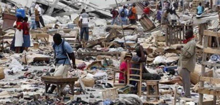 Αϊτή: Ξεπέρασαν τους 300 οι νεκροί από το σεισμό 7,2 ρίχτερ – Συγκλονιστικές εικόνες