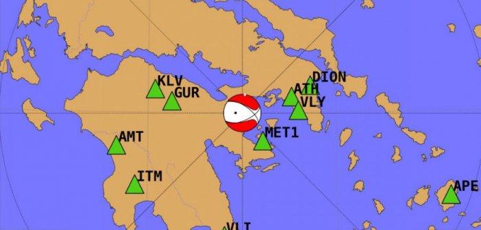 Σεισμός στην Κόρινθο: Ακολούθησαν μετασεισμοί – Τι λένε οι σεισμολόγοι