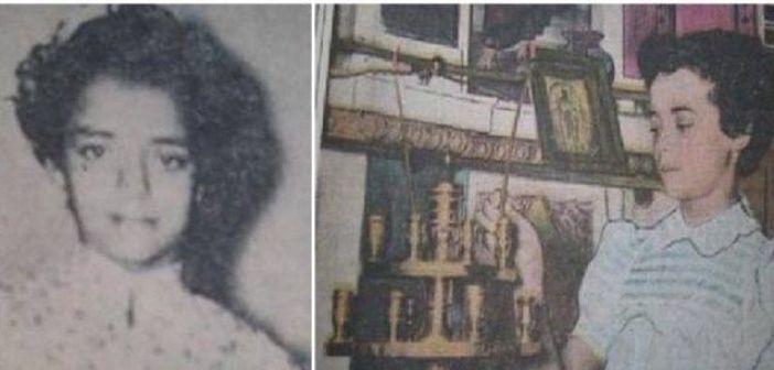 """Η Σπυριδούλα από τη Ματαράγκα που """"σιδερώθηκε"""" και συγκλόνισε την Ελλάδα του '50"""