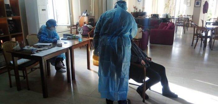 Αιτωλοακαρνανία: Έντεκα νέα κρούσματα κορωνοϊού εντοπίστηκαν από τα χθεσινά rapid test