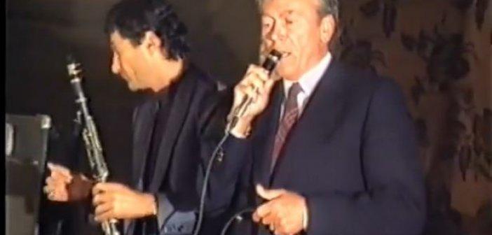 Πέθανε ο θρύλος του δημοτικού τραγουδιού Ανδρέας Τσαούσης