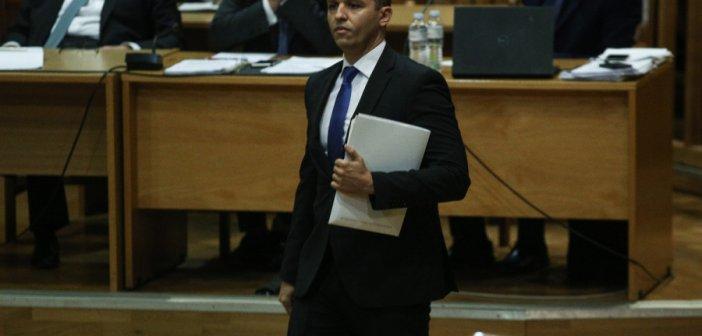 Ο Κασιδιάρης καλεί από τη φυλακή σε ομιλία σε συγκέντρωση στη ΔΕΘ