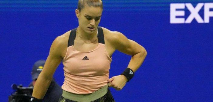 US Open – Το πάλεψε η Σάκκαρη με την εκπληκτική Ραντουκάνου, αλλά αποκλείστηκε (2-0)