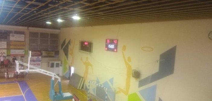 Α2 Ανδρών – ΔΑΚ Αγρινίου: Με σκορ 36 – 40 έληξε το α ημίχρονο για τον αγώνα Κυπέλλου