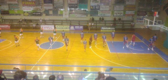 Α2 Ανδρών: ΑΟ Αγρινίου – Χαρίλαος Τρικούπης για το Κύπελλο (ΦΩΤΟ)