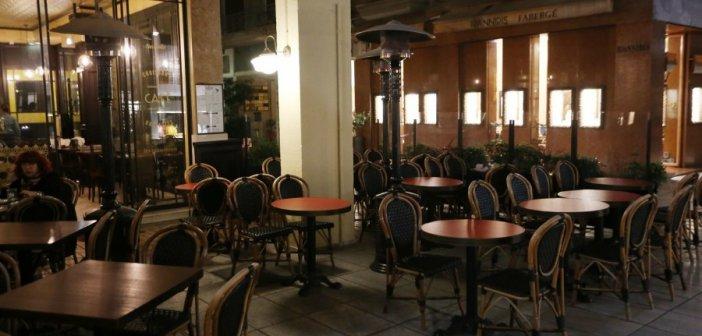 Αγρίνιο: Πρόστιμο και αναστολή λειτουργίας σε καφετέρια