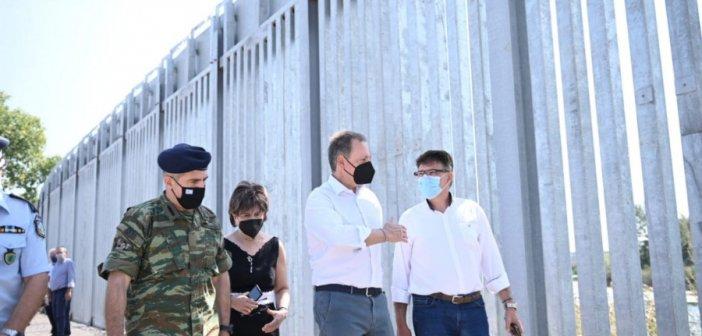 Σπήλιος Λιβανός : Τα σύνορα της χώρας μας είναι απαραβίαστα και αδιαπραγμάτευτα