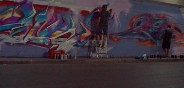 Agrinio Street Art … Graffiti: Δίνοντας χρώμα στην πόλη