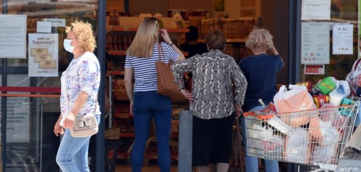 Νέα μέτρα: Τι ισχύει για καταστήματα τροφίμων, σούπερ μάρκετ και φούρνους