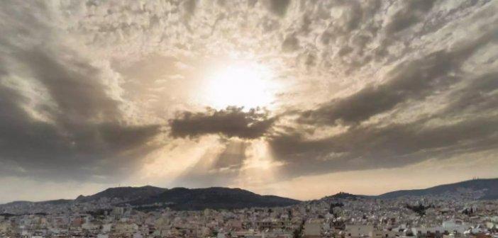 Καιρός αύριο: Ζέστες με 37 βαθμούς, σκόνη και τοπικές βροχές – Πού θα πέσουν
