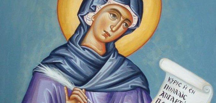 Σήμερα 07 Σεπτεμβρίου εορτάζει η Οσία Κασσιανή η Υμνογράφος: Ο βίος, οι παρανοήσεις και το τροπάριο