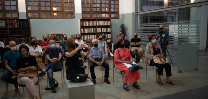 Αγρίνιο: Το έργο του φωτογράφου Στράτου Καλαφάτη παρουσιάστηκε στο 3ο Φωτογραφικό Φεστιβάλ