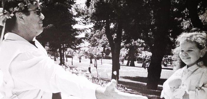 Νίκος Κούρκουλος: Μια ζωή, δύο γυναίκες, 40 σπάνιες φωτογραφίες από το προσωπικό του άλμπουμ