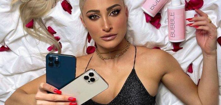 O τιμοκατάλογος της Ιωάννας Τούνη- Πόσο χρεώνει για ένα post στο instagram
