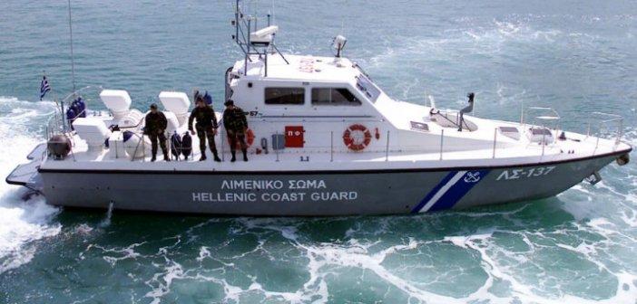 Λευκάδα: Ακυβέρνητο σκάφος βόρεια του Μεγανησίου