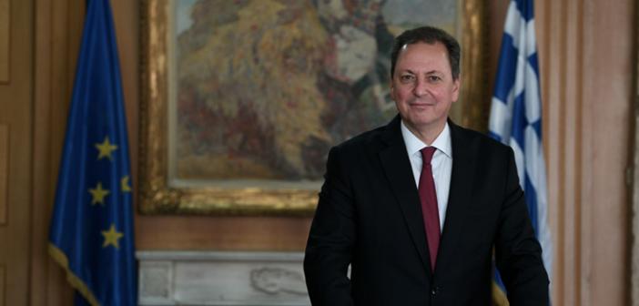 """Σπ. Λιβανός: """"Καλή, δημιουργική σχολική χρονιά, με όρεξη για μάθηση και με ασφάλεια και προσοχή απέναντι στην πανδημία"""