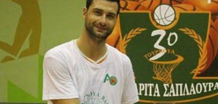 """Ο Αρχηγός του ΑΟ Αγρινίου Δημήτρης Μήτσου για το 3ο τουρνουά """"Μαργαρίτα Σαπλαούρα"""""""
