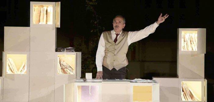 Αγρίνιο: Επιτυχημένη η πρεμιέρα της παράστασης για τη ζωή του Γιάννη Βλαχογιάννη