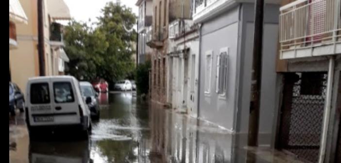 Μεσολόγγι: Ενημέρωση για τη στεγαστική συνδρομή μετά την περσινή πλημμύρα