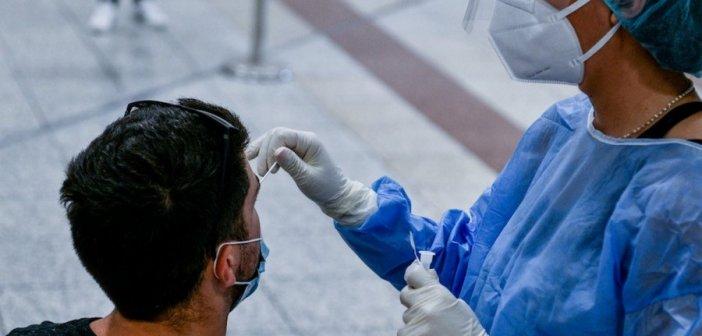 ΕΟΔΥ: Τα σημεία που θα γίνουν σήμερα δωρεάν rapid test στην Αιτωλοακαρνανία
