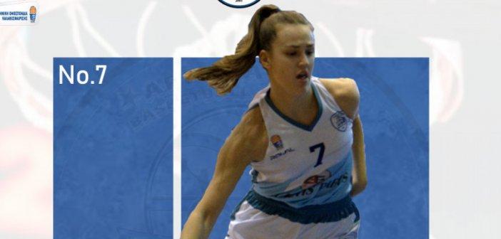 Α.Σ. Αργοναύτες Αγρινίου: Ανανεώθηκε η συνεργασία με την αθλήτρια Παναγιώτα Τασούλη
