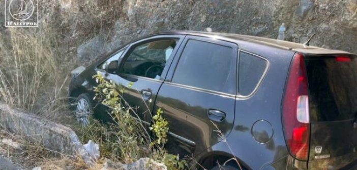 Κατούνα Αιτωλοακαρνανίας: Τραυματίστηκε οδηγός σε τροχαίο