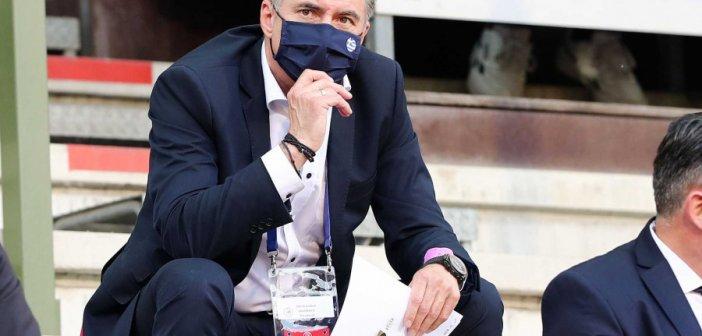 Θοδωρής Ζαγοράκης: Επίσημη δήλωση με τους λόγους παραίτησης από την ΕΠΟ