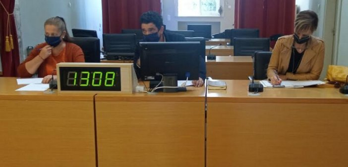Έκτακτη συνεδρίαση του Συντονιστικού Οργάνου Πολιτικής Προστασίας του Δήμου Αγρινίου